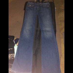 BKE Size 8 Flare Jeans